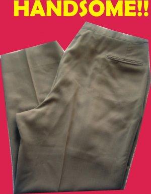 Christian Dior Monsieur 42 x 30 Big Tall Mens pants slacks trousers