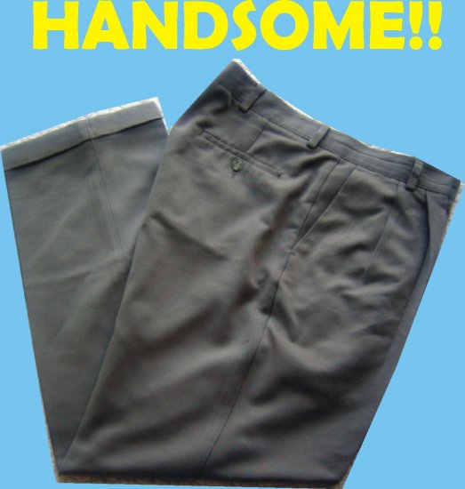 Levis Dockers Khakis 40 x 32 Mens Pants Trousers Slacks Relaxed Fit