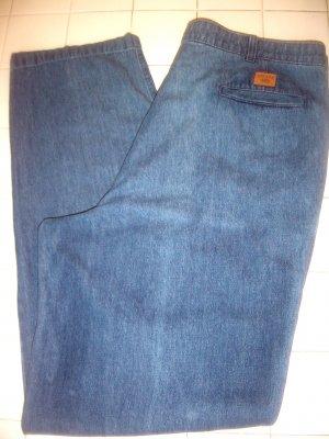 Savane 38x34 mens pleated jeans 38 x 34  NICE!