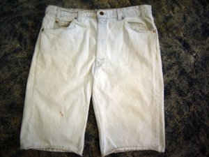 Levis Levi 505 Mens Jean Shorts W 38 - Very NICE!