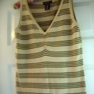 Banana Republic Stretch Tank Top Womens Juniors Sz S