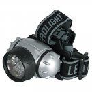 Super Bright 9 LED Head Lamp