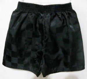 Boy's Black Shorts - Size 4T
