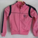 Girl's Pink Girl Connection Jacket - Size 7/8