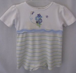 Girl's Baby Connection Romper - Size 18 months