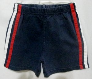 Boy's Spiderman-2 Shorts - Size 3T