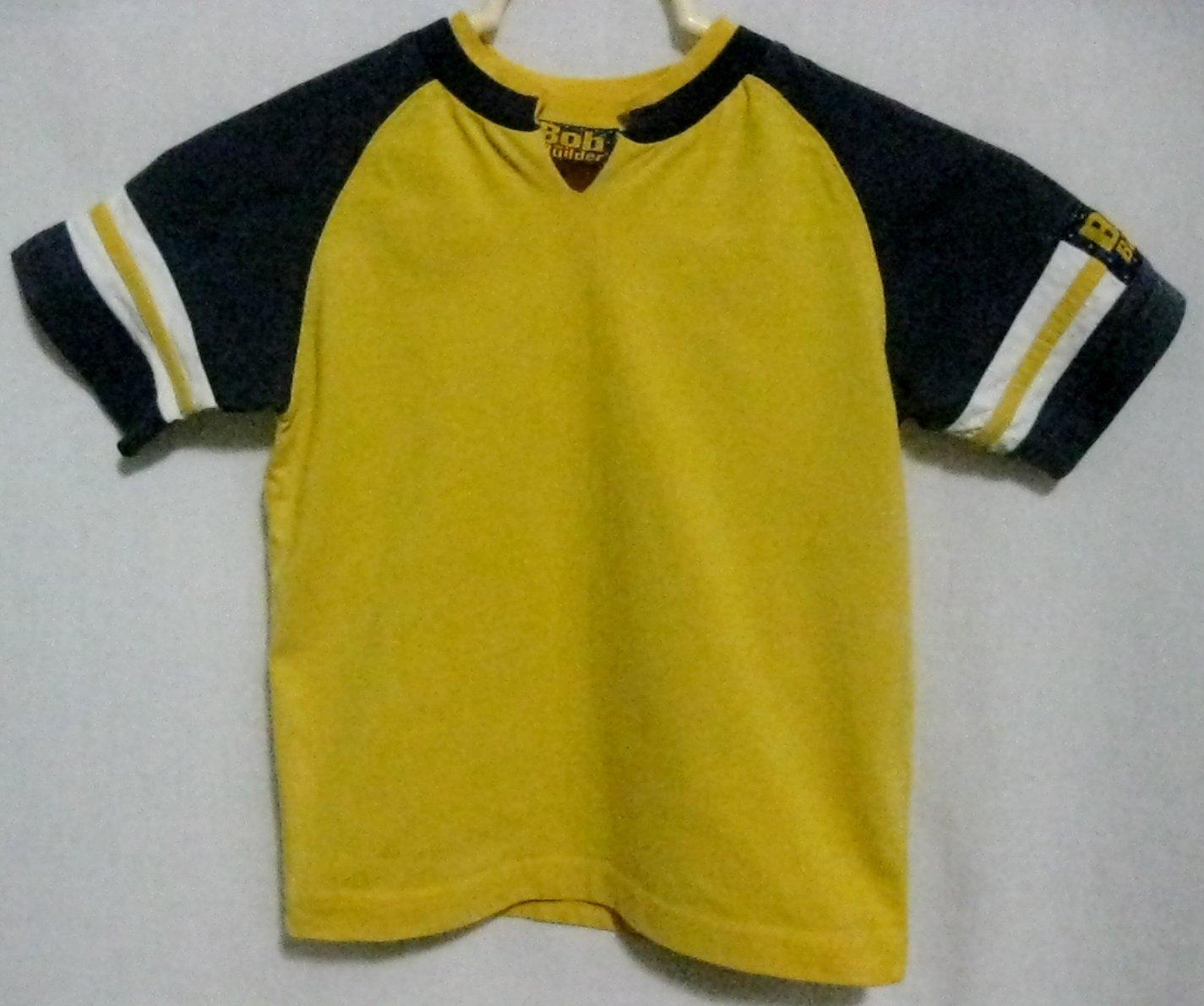 Boy's Bob The Builder Shirt - Size 5T