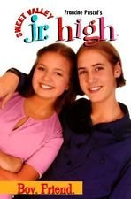 Sweet Valley Junior High Series #5: Boy. Friend. by Francine Pascal