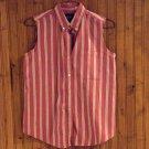 Dockers Women's Sleeveless Buttoned Shirt