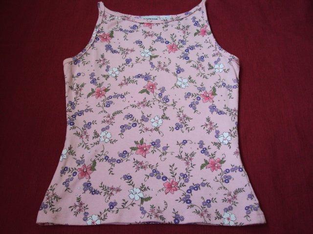 Energie Girls Sleeveless Tee Shirt
