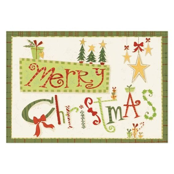 18 Boxed Christmas Cards