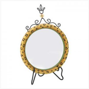 Wild and Wonderful Vanity Mirror