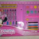 Disney Minnie Mouse Bow-tique 50 PC Art Set