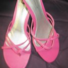 Womens Predictions Sandals, Pink, Size 8
