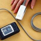 pulse oximeter FDA CE Certified Fingertip Pulse Oximeter Spo2 Monitor CMS60C