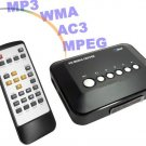 HDD MultiMedia Player USB SDMMC RM RMVB AVI for TV