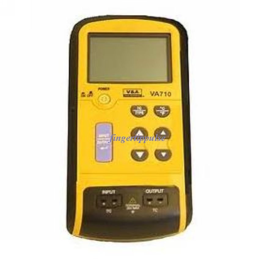 J,K,T,E,R,S,B,N Thermocouple Process Calibrator VA710