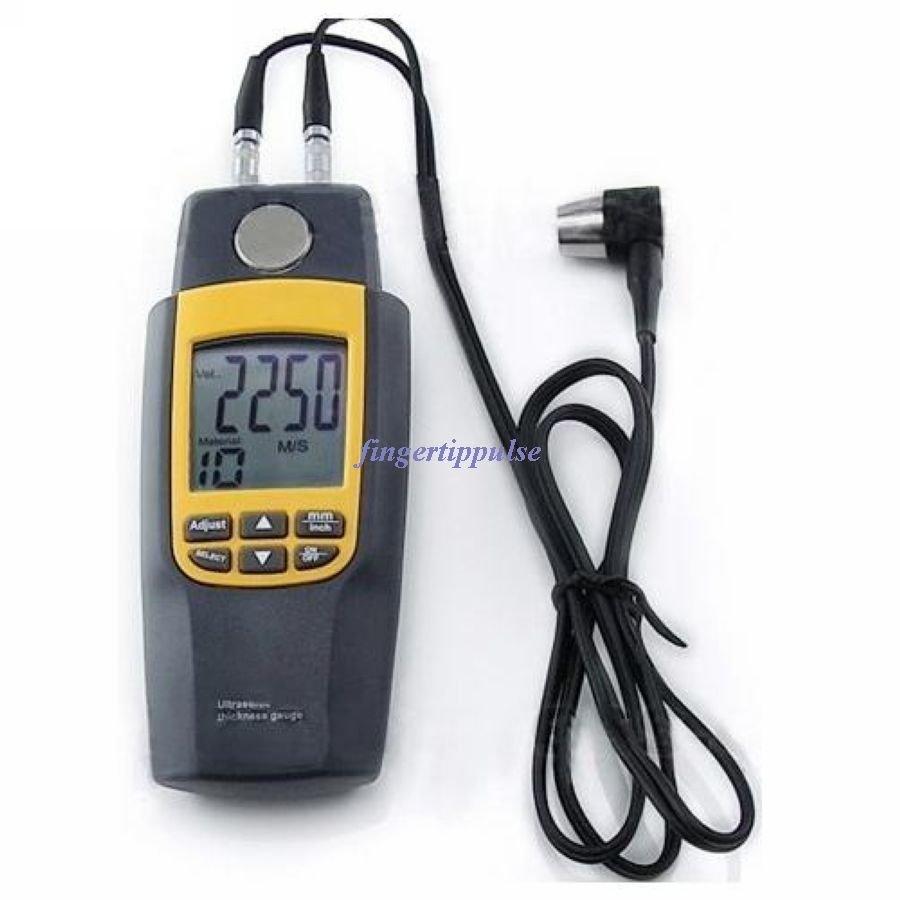 Digital Ultrasonic thickness meter 1.2mm~225mm VA8041