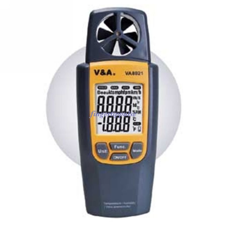 Temperature Humidity Vane Anemometer VA8021