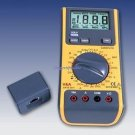 3 IN 1 NETWORK MULTIMETER Test Miswires Rreversals VA16