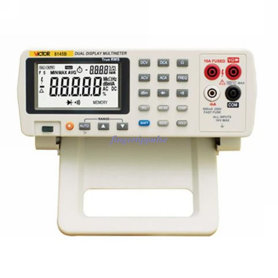 Dual Display Bench Type Digital Multimeter VC8145B