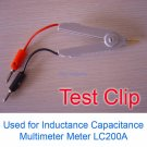 Clip for Inductance Capacitance Multimeter Meter LC200A