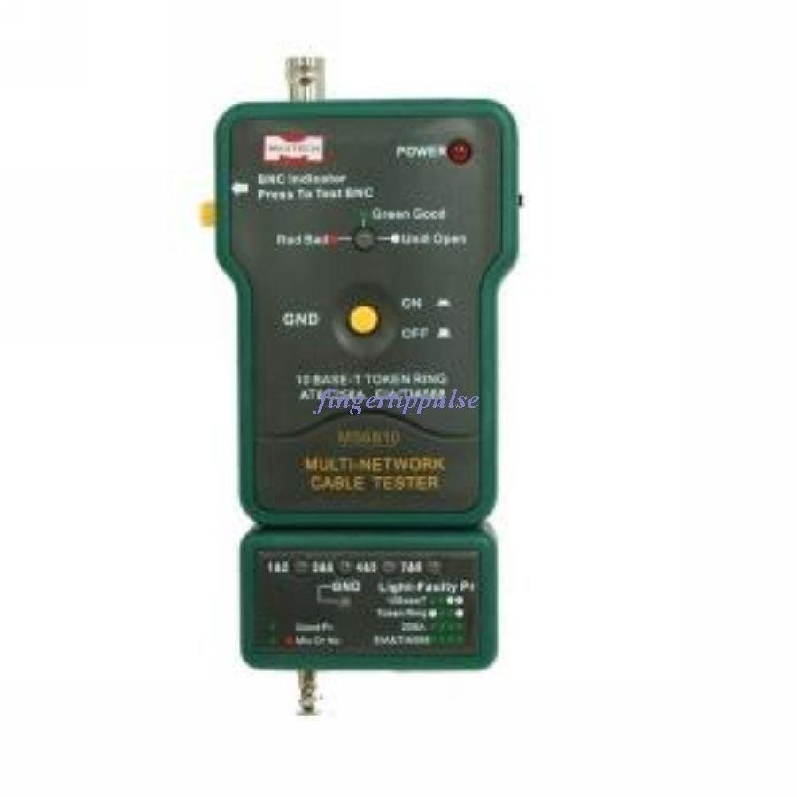 Network UTP RJ45 BNC LAN CAT5 Cable Tester