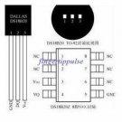10pcs Original New Temperature Sensor DS18B20 Dallas IC