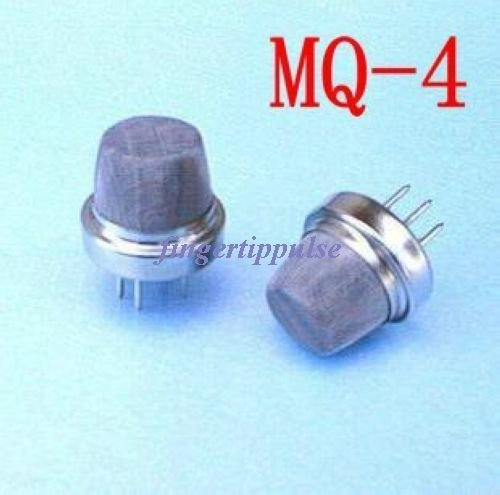10pcs x MQ-4 Methane Detector and Natural Gas Sensor