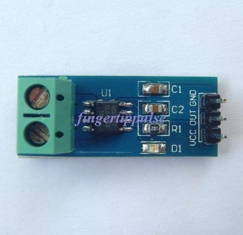 5A range ACS712 module current sensor module