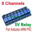 8 Channel 5V Relay Module for Arduino PIC ARM AVR DSP