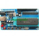 PIC board PIC16F877A smallest system development board
