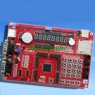 STK128 / AVR ATMEGA128 Development Board+ QTFT LCD