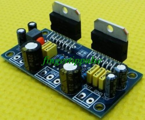 DIY AMP Dual Parallel TDA7293 Amplifier Board 170W BTL