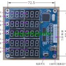 5 Axis TB6560 Stepper Motor Driver Display Board Panel
