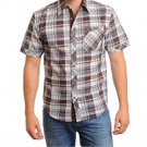 40% OFF!! Men's Plaid Collared Button Down Summer Dress Shirt