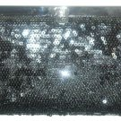 Black sequen wallet