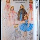Vtg Doll Clothing Pattern Revlon Cindy Sweet Sue 2162