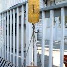 Vintage Chatillon Hanging Scale Circular Spring 30 Lb.