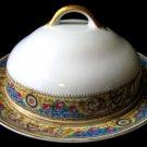 Antique Haviland GDA Limoges Covered Butter Dish