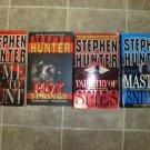 Stephen Hunter Lot of 5 pb Mystery Thriller novels books