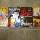 Dale Brown Lot of 5 pb Thriller novels books