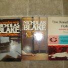 Nicholas Blake Lot of 7 pb mystery novels books