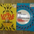 Paul Tremblay Lot of 2 pb mystery novels books Boston Narcoleptic Detective hardboiled