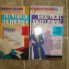 Carole Berry Lot of 2 pb mystery Cozy books Bonnie Indermill