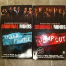 Criminal Minds Lot of 2 pb mystery Max Allan Collins