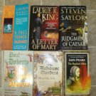 Make Your Own Historical Mystery sampler lot of 5 pb books