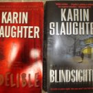 Karin Slaughter lot of 4 pb hc suspense thriller books