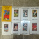 Robert Van Gulik lot of 8 pb mystery novels vintage Judge Dee Chinese Historical