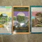 Mary Freeman lot of 3 pb mystery books cozy Gardening Berkley Prime Crime